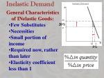 inelastic demand3