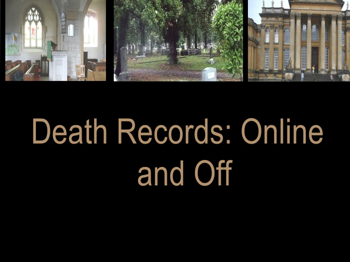 death records online and off n.