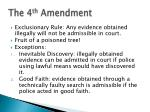 the 4 th amendment3