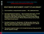 montgomery county executive s transit task force system design and attributes work group7