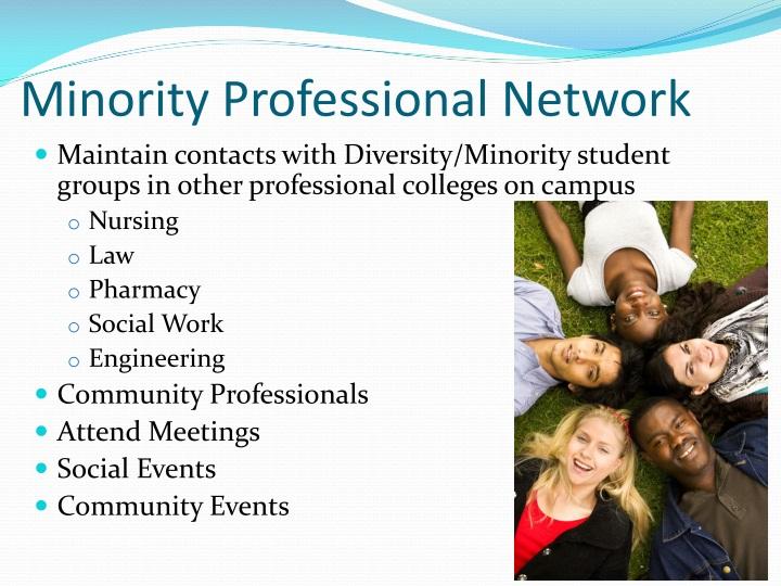Minority Professional Network