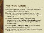 france and algeria