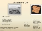a soldier s life