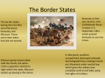 the border states