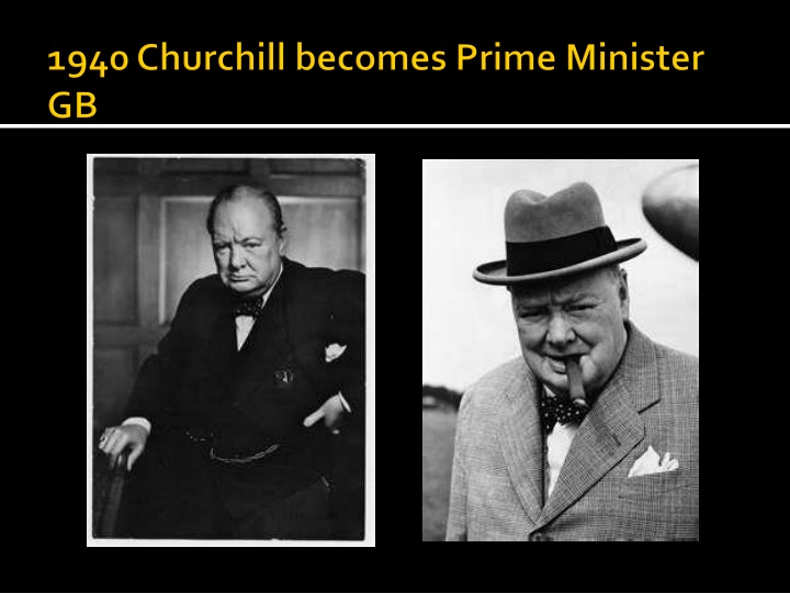 prime minister gb