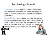 purchasing a home15