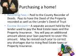 purchasing a home16