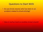 questions to start with
