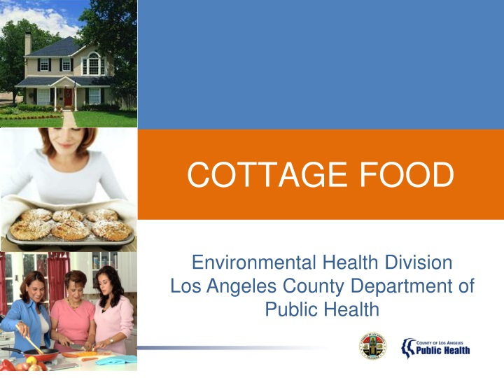cottage food n.