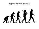 epperson vs arkansas