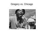 gregory vs chicago