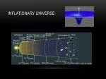 inflationary universe