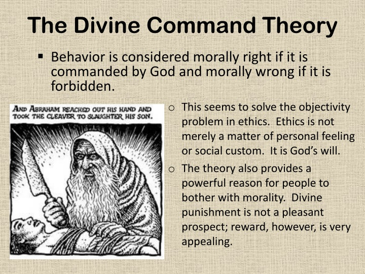 PPT - Does Morality Depend on Religion? PowerPoint ...