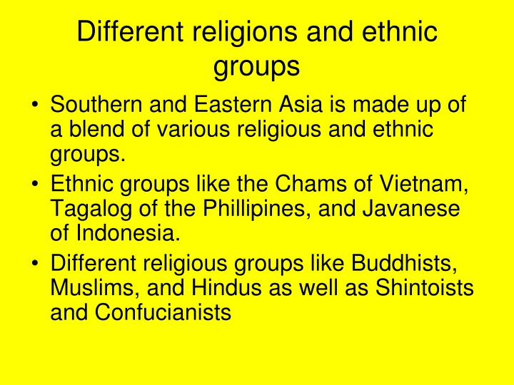 essays and summaries of different religions Free worldview papers, essays, and research papers my account your search returned over 400  most people tend to pull beliefs from different religions,.