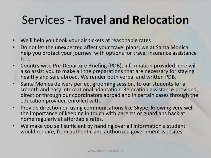 Services -