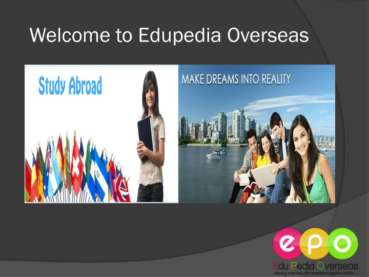 welcome to edupedia overseas n.