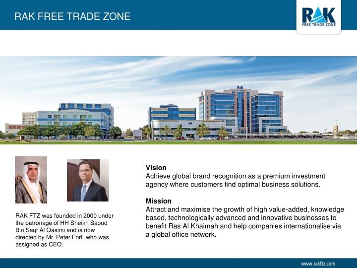 RAK Free Trade Zone