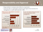 responsibility and approval