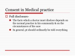consent in medical practice 2
