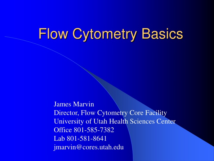 flow cytometry basics n.