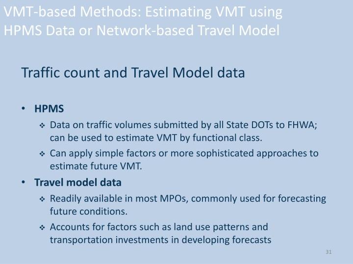PPT - Handbook for Estimating Transportation Greenhouse Gases for