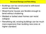 structural damage and retrofitting1