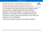 southall court residents limited v tiwari others 2011 ukut 218 lc