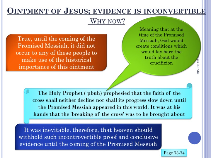 PPT - Jesus in India PowerPoint Presentation - ID:1531016