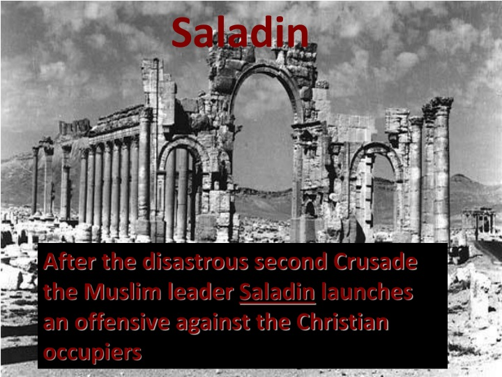 were the crusades justified