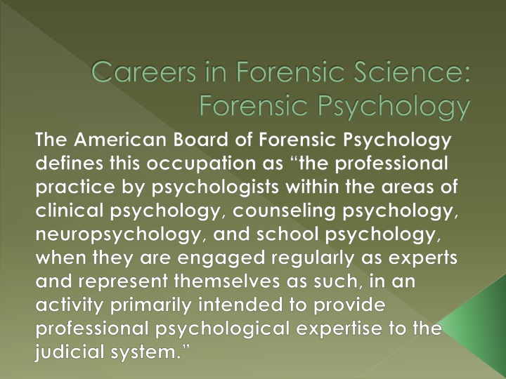 unethical behavior in forensic science Forensic counsel for the indigent in many jurisdictions, indigent defendants aren't given access to their own forensic experts as a result, the only expert witnesses are often testifying for the.
