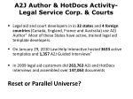 a2j author hotdocs activity legal service corp courts