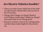 are electric vehicles feasible