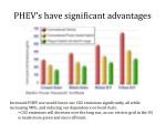 phev s have significant advantages