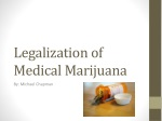 legalization of medical marijuana