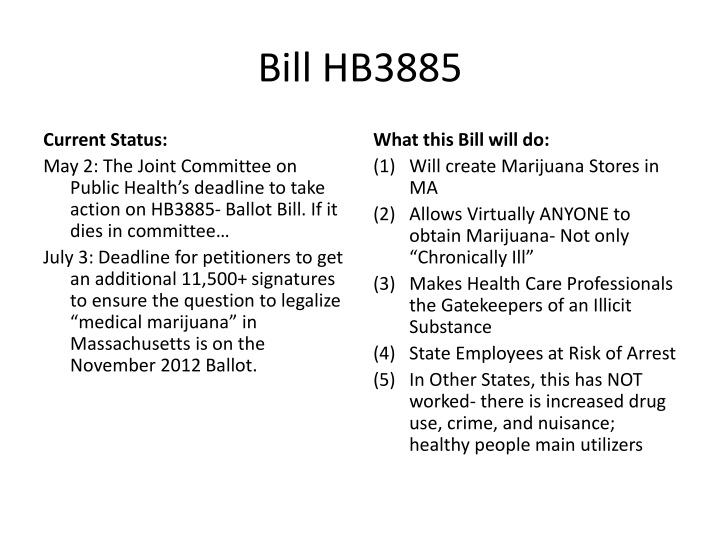 Bill HB3885