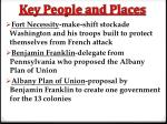 key people and places1