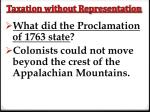 taxation without representation1