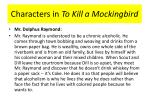 characters in to kill a mockingbird20