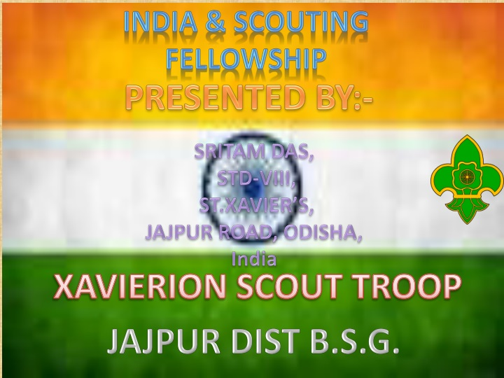 india scouting fellowship n.