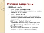 prohibited categories 2