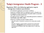 today s immigration health program 3