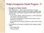 today s immigration health program 5
