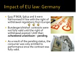 impact of eu law germany