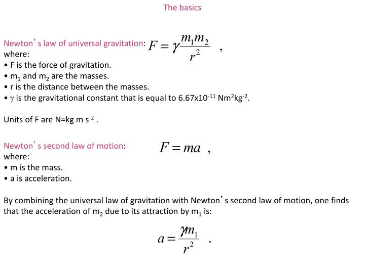 the basics n.