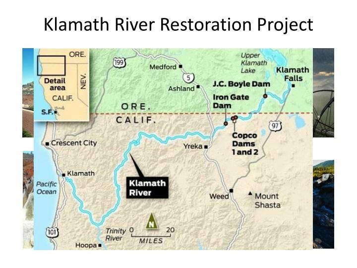 Klamath River Restoration Project