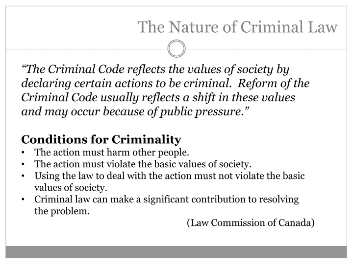 nature of crime in society 2 nature and extent a lthough individuals with disabilities have been victimized throughout history, today society is gaining new respect and concern for the civil rights of these vulnerable people.