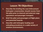 lesson 7b objectives2