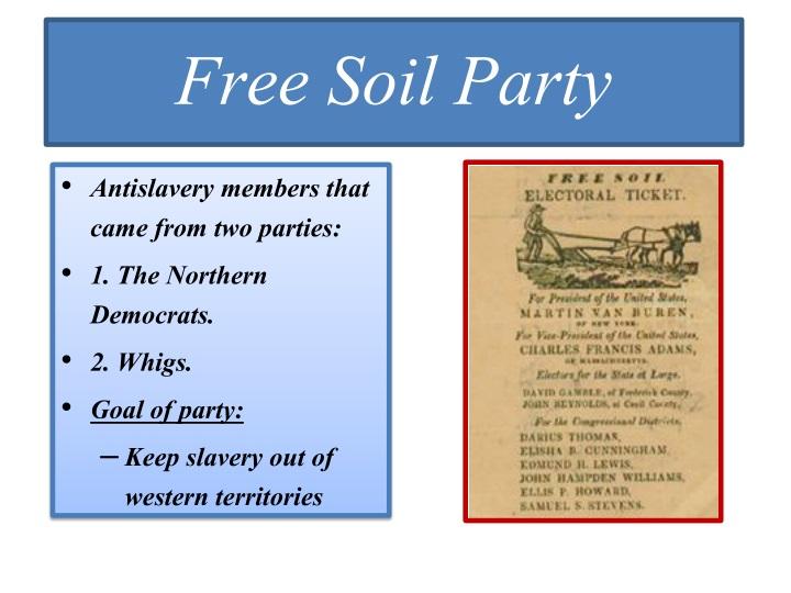 Free Soil Party