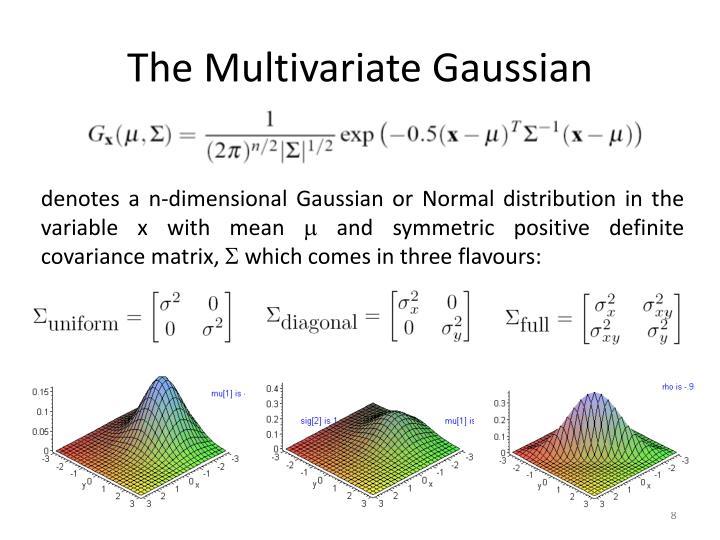 The Multivariate Gaussian