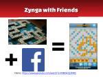 zynga with friends